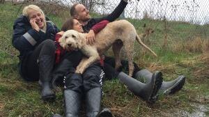 Cooper- lost dog found