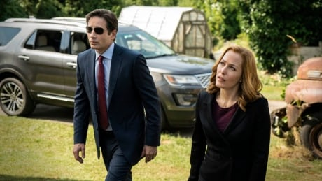 TV-The X-Files