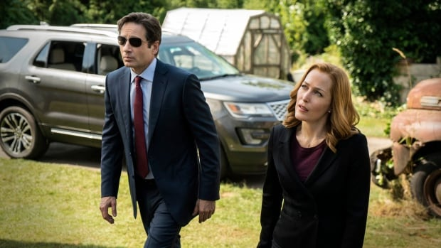 The X-Files, the popular drama about paranormal events and UFOs that ran 1993-2002, returned in 2016 for a six-episode run with original stars David Duchovny and Gillian Anderson.