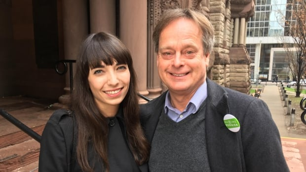 Marc Emery, right, and Jodie Emery, left, both face possible jail time if convicted of multiple drug offences, despite the impending legalization of marijuana in Canada.
