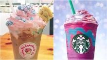 unicorn lattes