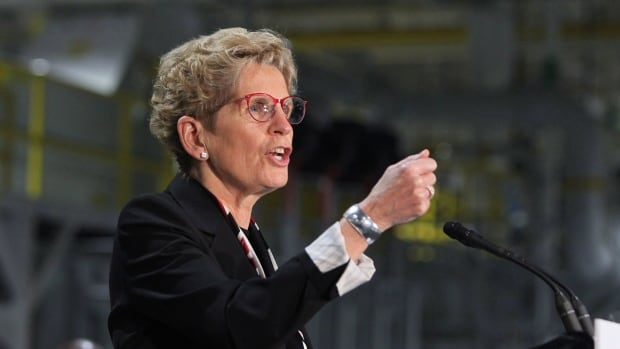 """We need to see meaningful progress in weeks, not months,"" Ontario Premier Kathleen Wynne wrote to First Nations chiefs in the Ring of Fire in letter dated May 10."
