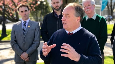 B.C. Green Party would run deficits to pay for platform