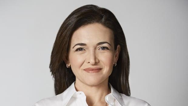 Sheryl Sandberg portrait