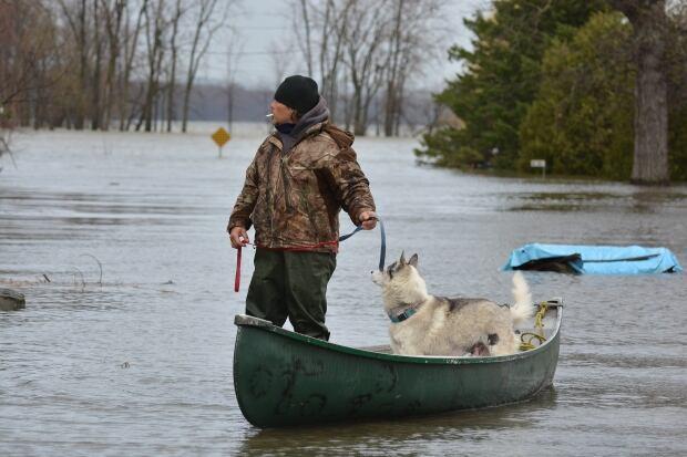 Flooding Rigaud