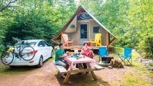 Otentik Cheticamp Campground