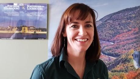 Maria O'Hearn Parks Canada