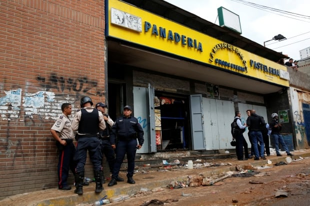 VENEZUELA-protests-deaths