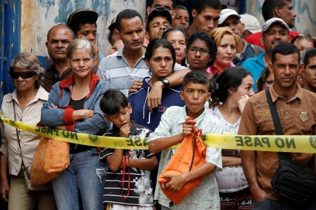 VENEZUELA-protest-deaths