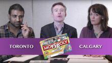Canada monopoly Toronto Calgary Gavin Because News