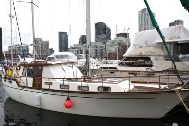 James Kinnear boat