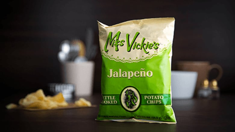 Miss Vickie's recalls jalapeno-flavoured chips due to salmonella