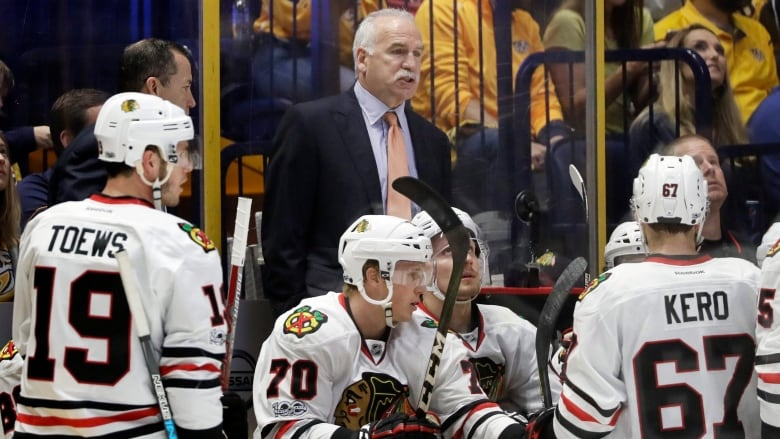 check out 36196 3c205 Changes in store for Blackhawks after 'unacceptable' playoff ...