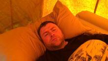 Richard Gillett hunger strike