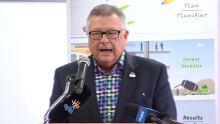 Ralph Goodale in Saskatoon April 21 2017