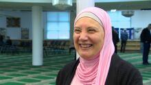 Hanan Elbardouh Saskatoon mosque open house
