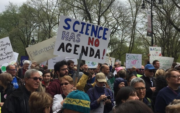 These are from Steven D'Souza at the New York March for Science.