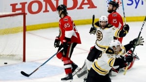 Senators look to rebound after Bruins claw back into series