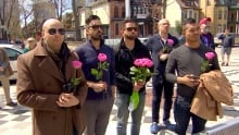 chechen protest toronto