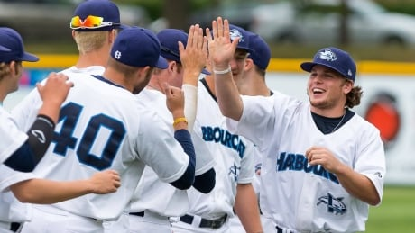 Victoria HarbourCats baseball team welcomes first chaplain