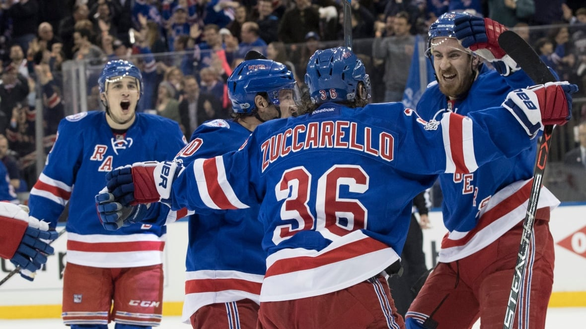 Canadiens' season ends with 3rd-straight loss to Rangers