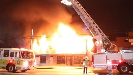 SURREY 8500 120 ST FIRE