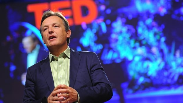 Head of TED Chris Anderson, seen here in 2011, gives advice for public speakers in advance of the 2017 TED Talks conference in Vancouver this week.