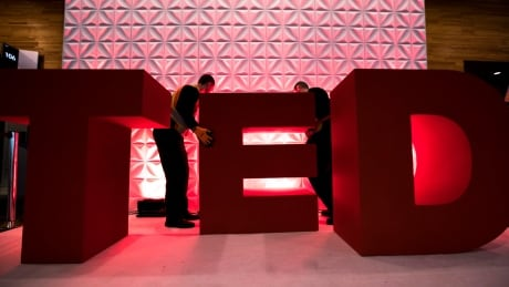 TED sign installation TED2017