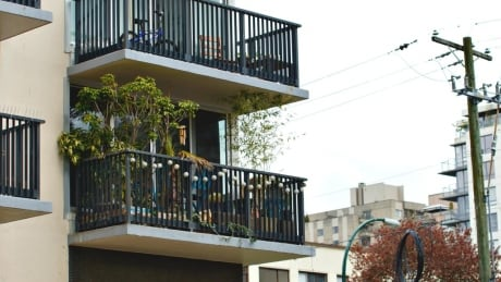 Trees, plants Vancouver West End Balcony