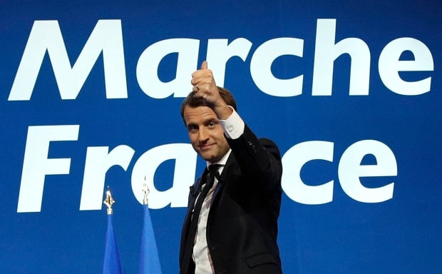 FRANCE PRESIDENTIAL ELECTIONS
