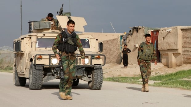 Latest Afghanistan options expected to hit Trump's desk this week