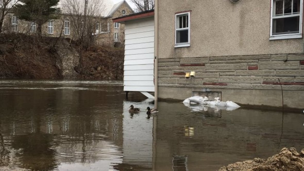 West Quebec communities add up flood costs - Ottawa - CBC News