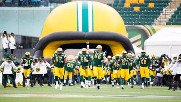 The Edmonton Eskimos will introduce Brock Sunderland as their general manager and vice-president of football operations at a press conference on Tuesday. Sunderland entered the CFL in 2004 as a scout with the Montreal Alouettes.