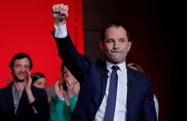 FRANCE-ELECTION/HAMON