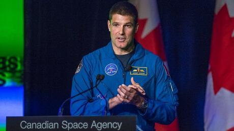 Jeremy Hansen, Canadian astronaut