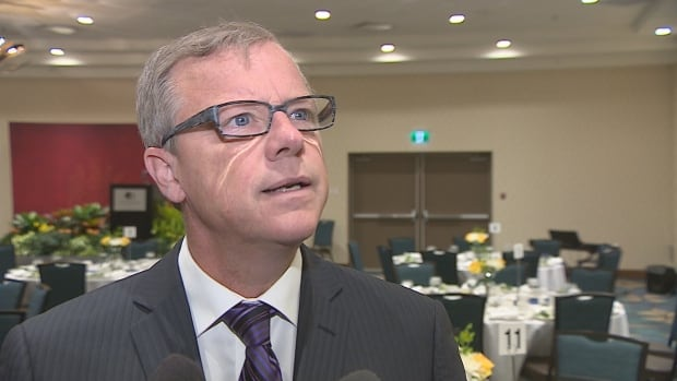 Premier Brad Wall is defending his government's agreement with CP rail.