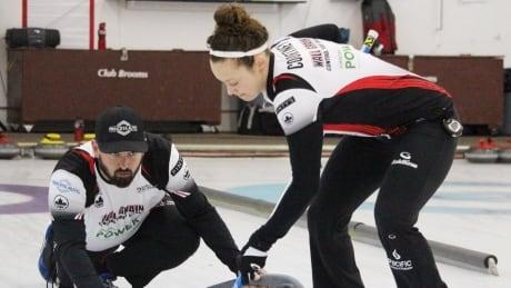 Curling-Duo
