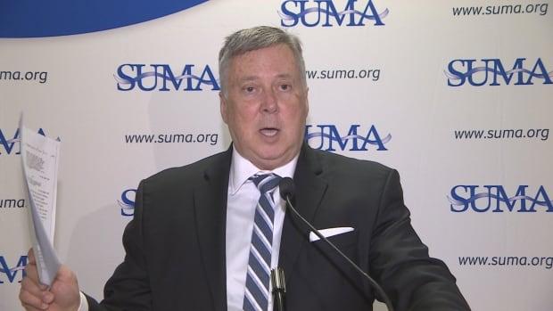 Saskatchewan Urban Municipalities Association CEO Laurent Mougeot organized the summer school for mayors.