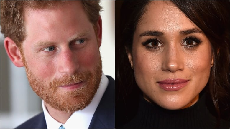 prince harry meghan markle composite