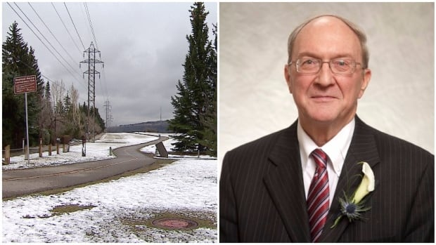 A portion of Bowmont Park in the city's northwest, will be re-named in honour of former alderman Dale Hodges.