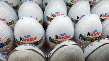 Prison guard smuggled drugs in Kinder Eggs
