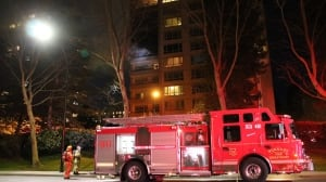 Burnaby apartment fire leaves two people with severe burns