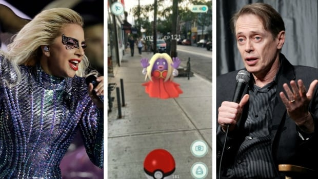 Pop star Lady Gaga, last summer's gaming sensation Pokemon Go and actor Steve Buscemi are among the 407 winners at this year's Webby Awards. The winners were announced Tuesday.