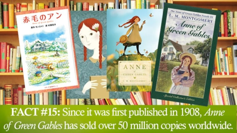 75 facts you might not know about Anne of Green Gables and