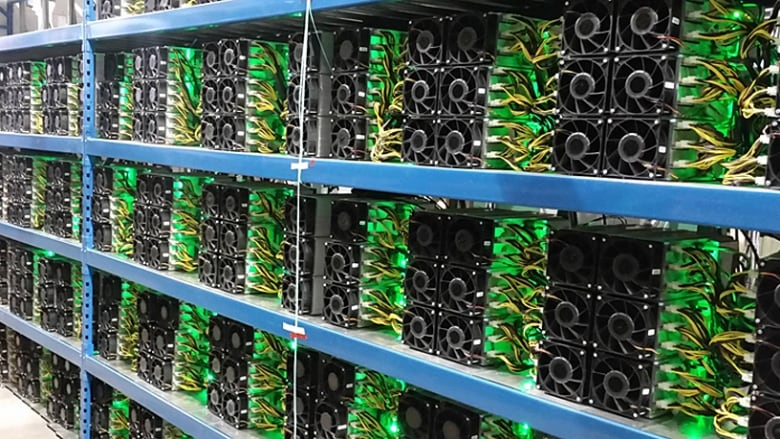 what is cryptocurrency mining equipment