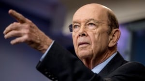 Wilbur Ross says Canada is 'dumping lumber,' as Ottawa vows to push back