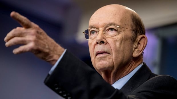 Commerce Secretary Wilbur Ross says inserting a sunset clause in a renegotiated NAFTA allowing the deal to be terminated after five years unless all three countries agree to extend it, would force a permanent, systematic re-evaluation of the agreement.