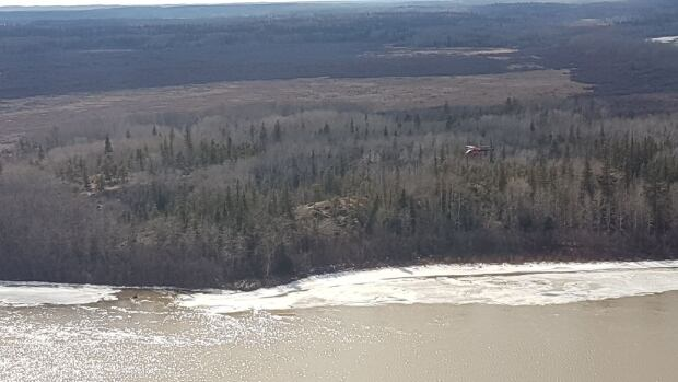 Search begins for missing Fort Chipewyan hunters