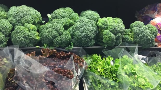 Heavy rain in US has caused a shortage of supply & spike in price of certain vegetables, including lettuce & broccoli.