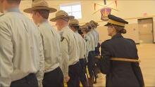 RCMP recruits Regina 2014